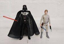 Star Wars Luke Skywalker: Bespin & Darth Vader 2013 Saga Leyendas Figura De Acción