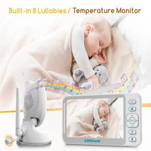 "Campark 4.3"" Baby Monitor Wireless Digital Video Camera Night Vision 2-Way Audio"