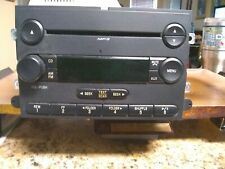 1 Factory Radio Replacement Radio w /Sirus Satellite Xm for 2007 Ford F-150