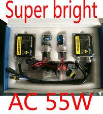 AC 55W HEADLIGHT HID XENON HID CONVERSION KIT H1 H3 H7 HB3 HB4 H3C H7C 9005 9006