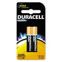 Duracell Ultra Photo AAAA Battery 2/PK MX2500B2PK