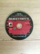 Soldier of Fortune: Gold Edition for PS2 *Disc Only*