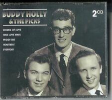 BUDDY HOLLY & The Picks - 2 CDs 2001 Charly/WZ  - NEU & OVP NEW/Sealed