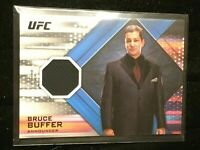 F19260  2019 Topps UFC Knockout Relic/150 Bruce Buffer