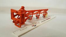 Ertl Allis Chalmers plow 1/16 diecast farm implement replica collectible