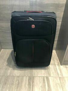 """Wenger Luggage SwissGear Expandable 2-Wheeled Suitcase 24"""" - Lightweight"""