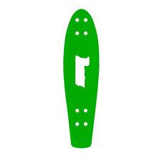 PENNY SKATEBOARD GRIPTAPE 27 in GREEN for Plastic NICKEL Board