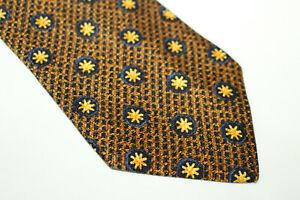 ERMENEGILDO ZEGNA Silk tie Made in Italy F9923