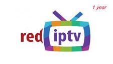 rediptv code for 1 year أشتراك الريد