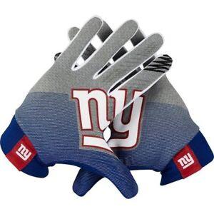 NEW Nike Warm Stadium Gloves NFL Football NYGiants/TENNESSEE Unisex S M L XL