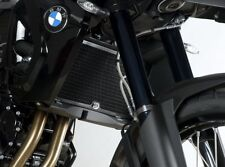 BMW F800GS 2009 R&G Racing Radiator Guard RAD0126BK Black