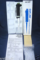 NEW Oxford 10 - 50uL Adjustable Micro Pipette Series 3000 Sampler System Pipet