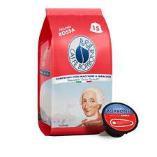 Caffè Borbone 90 Capsule Compatibili Nescafé Dolce Gusto® Miscela Rossa
