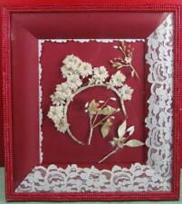 Ancienne couronne de mariée + boutonnière fleurs mariage costume ancien vêtement