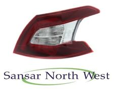 Peugeot 308 - Drivers Rear Lamp Tail Light Outer LED Type O/S RIGHT 2014-17