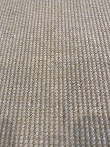 Beige Carpet Mat 56 cm X 85 Cm Loop Pile 2 Tone 1 of 3 Available