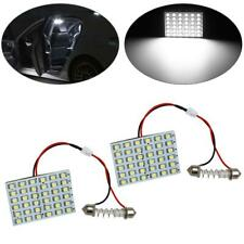 2x 36-1210-SMD White LED Panel (A) Dome F#M 36LP1