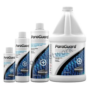 Seachem ParaGuard    Free Shipping