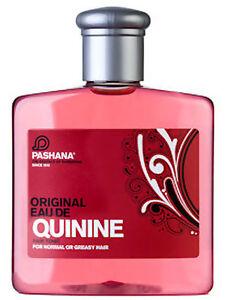 Pashana Eau de Quinine Hair Tonic 250ml  for Normal / Greasy hair