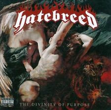 Hatebreed: The Divinity Of Purpose Explicit Lyrics Audio CD