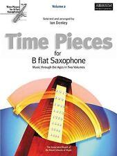 PEZZI di tempo per B sassofono piatto VOLUME 2