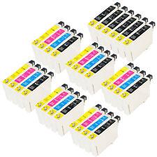30 XL Ink Cartridges for Epson Workforce WF-3520DWF WF-7015 WF-7525 WF-7515