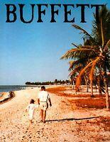 JIMMY BUFFETT 1987 PIRATE LOOKS AT 40 TOUR CONCERT PROGRAM BOOK / NMT 2 MINT