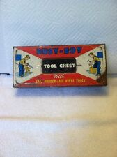 Vintage Busy-boy Tool Chest