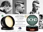 Original BOND FORMA Hair Wax Putty -Strong Hold - Matte finish-Pliable Fiber