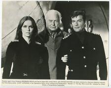 James Bond The Spy Who Loved Me 1977 Original Roger Moode, Barbara Bach  J1680
