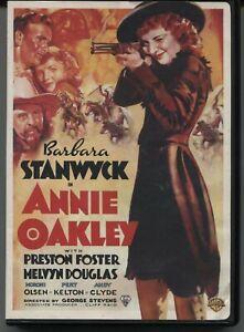 Annie Oakley (1935) - Warner DVD Region Free - Barbara Stanwyck, George Stevens