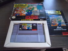 MARIO IS MISSING Super Nintendo SNES NTSC US