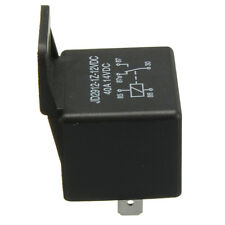 12V Volt 40A AMP 5 Pin Changeover Relay Automotive Car Motorcycle Boat Bike V2J9