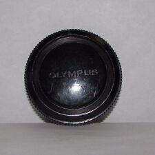 Used Olympus Om Camera Body Cap vintage genuine OM-1 n  B11855/56