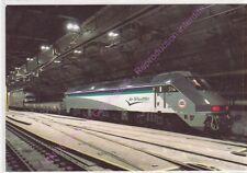 CPM TRAIN EUROTUNEL LE SHUTTLE Navette fret tunnel section britanique