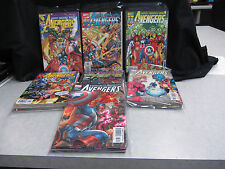 Avengers 1998  #0-84,  #500-503, Finale ~ Lot of 90 Comics ~ Marvel Comics