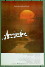 Apocalypse Now•Advance•1979 Original U.S. One Sheet Movie Poster NM Flat