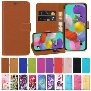 Flip Leather Case For Samsung Galaxy A70 A51 A40 A71 A10 Magnetic Wallet Cover