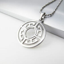 Stainless Steel Symbols Signs Costume Necklaces & Pendants