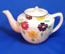 Tea Pots Vintage Original 1920-1939 (Art Deco) Pottery