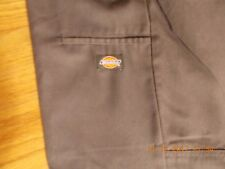 DICKIES CHARCOL 32 X 32 STRAIGHT LEG RELAXED FIT WORK PANTS