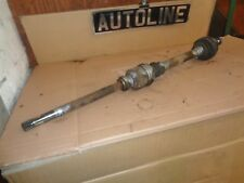 2005 PEUGEOT 307CC O/S DRIVERS SIDE DRIVESHAFT 1.6 16 VALVE PETROL 5 SPEED