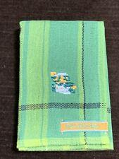 Club Nintendo Super Mario Bros 25th Anniversary Handkerchief JAPAN Luigi Only