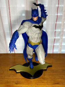 """Batman Statue 10"""" PVC Gamestop Exclusive DC Core DC Collectibles"""