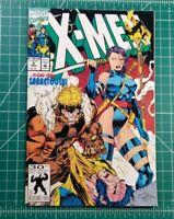 X-Men #6 (1992) NM Marvel Comics Jim Lee Sabertooth Psylocke Omega Red