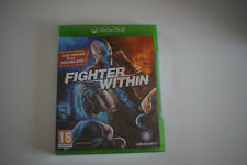 fighter within xbox one neuf sous blister