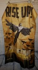 Deus Ex Mankind Divided Rise Up Flag/Banner - NEW - Rare