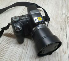 Sony Cyber-Shot DSC-H5 7,2 MP Digitalkamera - Schwarz