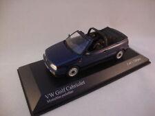 Artículos de automodelismo y aeromodelismo MINICHAMPS Volkswagen