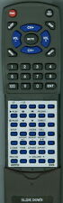 Replacement Remote Control for DENON RC202, RC-202, DCD1500II